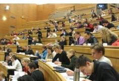 Hörsaal der Universität